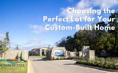 Choosing the Perfect Lot for Your Custom-Built Home