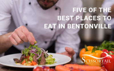 Five of the Best Places to Eat in Bentonville: A Mecca of Local Flavor