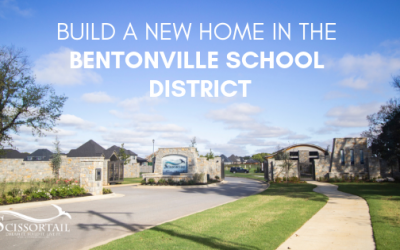 Build a New Home in Bentonville School District