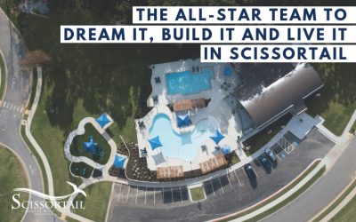 The All-Star Team to Dream it, Build it and Live it in Scissortail