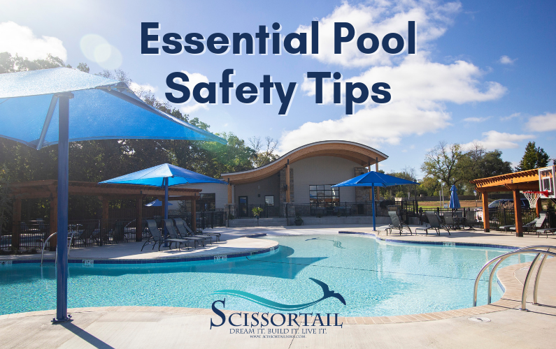 Essential Pool Safety Tips to Know for the Summer