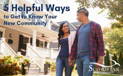 5 Helpful Ways to Get to Know Your New Community