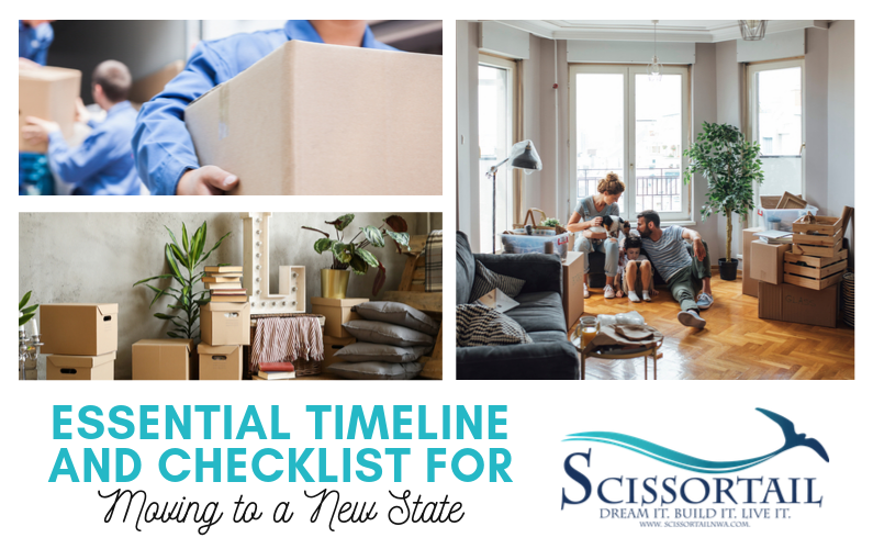 Essential Timeline and Checklist for Moving to a New State