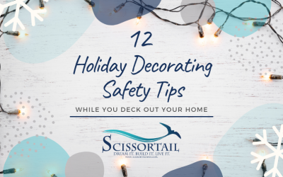 12 Holiday Decorating Safety Tips While You Deck Out Your Home