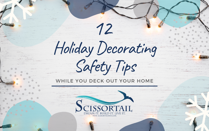 holiday decorating safety tips, christmas, lights, display, tree, indoor, outdoor