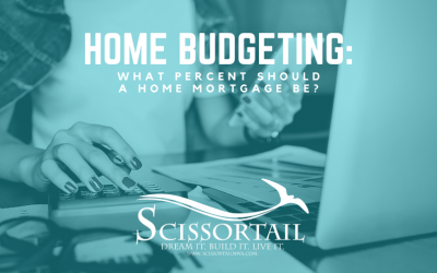 Home Budgeting: What Percent Should a Home Mortgage Be?