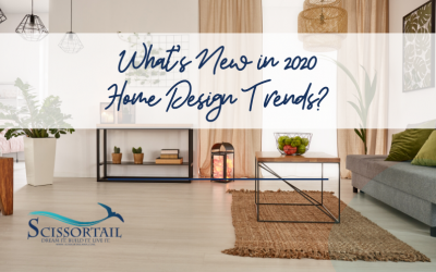 What's New in 2020 Home Design Trends?