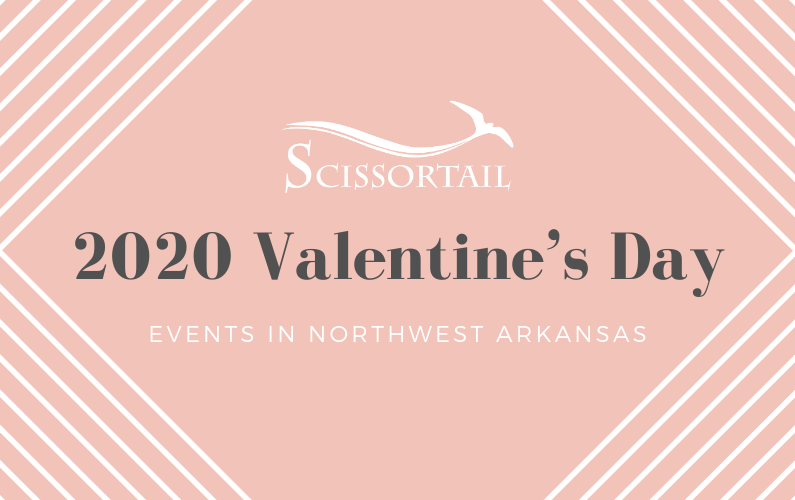 Valentine's Day, 2020, Events, Northwest Arkansas, Fayetteville, Bentonville, Rogers, Eureka Springs, Dining