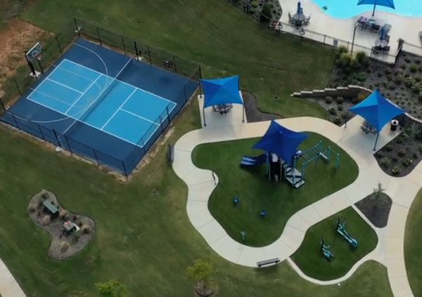 new homes for sale near me with fitness center