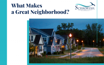 What Makes a Great Neighborhood?