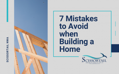 7 Mistakes to Avoid when Building a Home