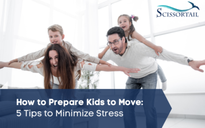 How to Prepare Kids to Move: 5 Tips to Minimize Stress