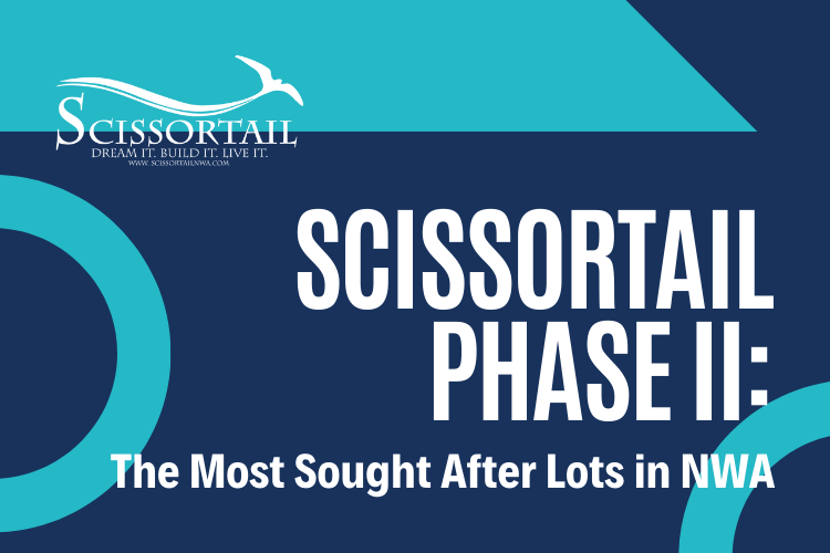 Scissortail Phase II: The Most Sought After Lots in NWA