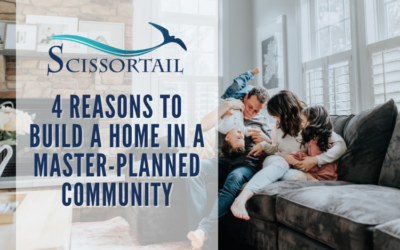 4 Reasons to Build a Home in a Master-Planned Community